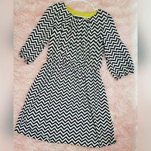 AGB Chevron Dress! Size 14!